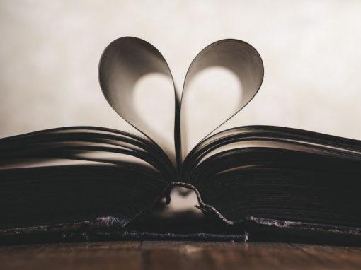 5 Bücher,die ich dir ans Herz legen möchte