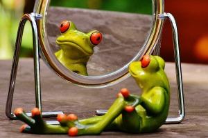 Wie du das Spiegelgesetz für dich nutzen kannst